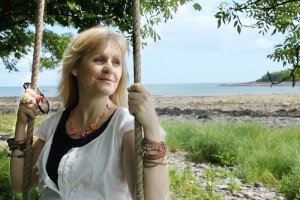 Podcast: Heather Bestel and the Happiness Garden