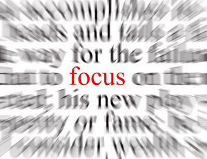 Focus on One Thing for Extraordinary Results