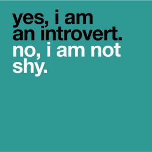 Marketing For Introverts in an Extrovert Friendly World
