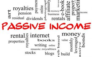 Earning Passive Income Online