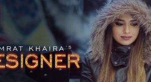 Designer Lyrics – Nimrat Khaira