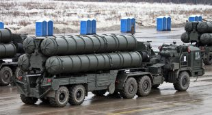 India in talks with Russia for Triumf missile shield systems