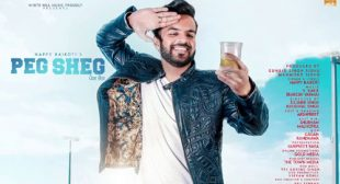 Peg Sheg Lyrics – Happy Raikoti